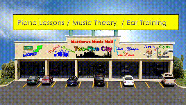 Matthews Music Mall